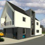 nieuwbouw woonhuis reitdiep